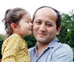 6-letnia Alua, najmłodsza z czworga dzieci Abliazowa, od ponad pół roku nie widziała ojca