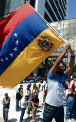 Dość rządów Maduro! Niedzielna demonstracja studentów  w Caracas