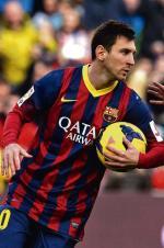 Leo Messi w fazie grupowej strzelił sześć bramek