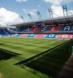 Loże pojawiły się na krakowskim stadionie podczas przebudowy prowadzonej z myślą o Euro 2012