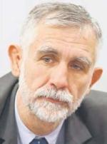 Maciej Grabowski, minister środowiska
