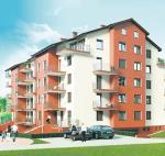 Mieszkanie na sprzedaż – 61,82 mkw. (rynek pierwotny) Katowice, Brynów