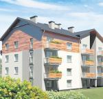 Mieszkanie na sprzedaż – 42,98 mkw. (rynek pierwotny) Gdańsk, Niepołomicka