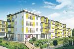 Na osiedlu Marina w Lublinie 47-metrowe mieszkanie kupimy za 188,9 tys. zł