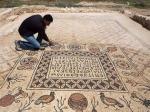 Mozaiki zostaną przeniesione w całości  do centrum turystycznego w Wadi Atir