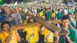 W niedzielę Brazyliczycy, którzy organizowali poprzedni ŚDM, przekażą krzyż Polakom