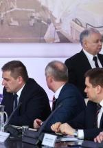 Jarosław Kaczyński nie chciał rozmawiać z ministrem zdrowia