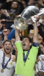 Iker Casillas z wymarzonym dziesiątym pucharem dla Realu