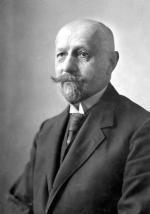 Juliusz Makarewicz (1872–1955), wieloletni profesor Uniwersytetu Lwowskiego