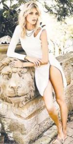 Anja Rubik obok światowych marek luksusowych reklamuje też polski Apart