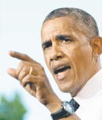 Barack Obama uważa, że należy ukarać Rosję za dywersję na Ukrainie