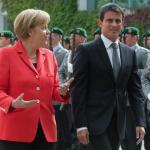 Rozmowy z Angelą Merkel to sedno najważniejszej wizyty zagranicznej Manuela Vallsa, od kiedy został premierem w kwietniu tego roku.