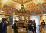 Zrekonstruowana synagoga z Gwóźdźca to jeden z najważniejszych obiektów w warszawskim muzeum
