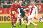 Arkadiusz Milik zdobywał gole w czterech ostatnich meczach. To największy wygrany piłkarskiej jesieni w kadrze Nawałki