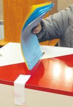 Karty do głosowania mogły być zbyt skomplikowane