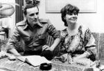 Zbigniew i Zofia w 1984 roku