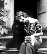 Agnieszka, wakacje 1976