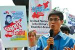 O uprowadzonych upominali się w Waszyngtonie koreańscy obrońcy praw człowieka