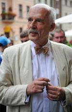 Janusz Korwin-Mikke za czasów UPR stracił kontrolę nad partią