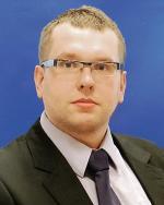 Grzegorz Grochowina, menedżer w firmie doradczej KPMG