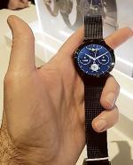 Huawei Watch jest pierwszym smartwatchem, który trudno odróżnić  od tradycyjnego zegarka