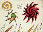 Praca Andrzeja Wróblewskiego z kolekcji Galerii Starmach