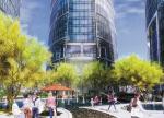 Warsaw Spire – nowy kompleks biurowy, który rośnie na warszawskiej Woli