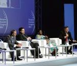 Stałym gościem Europejskiego Kongresu Gospodarczego  jest wicepremier Janusz Piechociński (z prawej).  W tym roku pojawi się na pięciu panelach