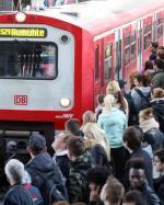 Niemieckie dworce wyglądają tak jak ten w Hamburgu