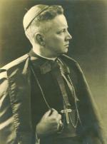 Biskup Czesław Kaczmarek w pokazowym procesie został skazany na 12 lat więzienia. Fot. Władysław Burzawa
