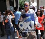 """Saloniki przed referendum Zwolennik Syrizy namawią do """"nie"""""""