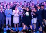 Beata Szydło usiłuje przekonać wyborców, że PiS ma nie tylko obietnice, ale także ludzi, którzy je zrealizują