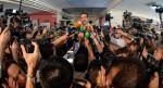 """– Dzisiaj demokracja pokonuje strach – mówił premier Aleksis Cipras po oddaniu głosu. Rząd namawiał Greków do głosowania na """"nie"""