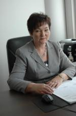 Agnieszka Ślązak, wicedyrektor departamentu zasiłków centrali ZUS