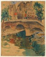 "Mela Muter, ""Pont Marie"", ok. 1915 r."