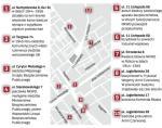 Historycy IPN ustalili już ponad 50 miejsc  w stolicy, gdzie znajdowały się sowieckie  i ubeckie katownie. Większość mieściła się na Pradze, bo dzielnica nie była zniszczona w czasie powstania. Głównym miejscem egzekucji było więzienie przy ul. 11 Listopada.