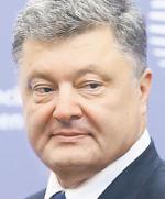 Petro Poroszenko, prezydent Ukrainy