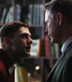 Xavier Dolan (Michael) i Bruce Greenwood (dr Green)