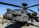 Amerykański Boeing pokazał podczas imprezy w Kielcach maszyny AH 64 Apache