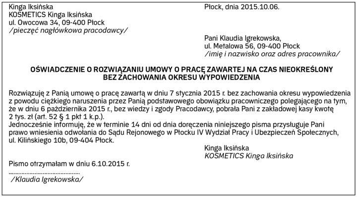 Wniosek Do Prokuratury W Reakcji Na Kradzież W Firmie Archiwum