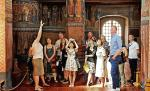 Kaplica Świętej Trójcy wzbudza wielkie zainteresowanie