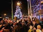 Otwarcie sezonu świątecznego na MTP co roku przyciąga wielu gości
