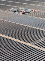 Marokańska elektrownia Noor na Saharze zajmuje 25 kilometrów kwadratowych