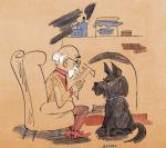 Od 700 zł rozpocznie się licytacja rysunku Zbigniewa Lengrena
