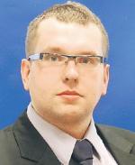 Grzegorz Grochowina, menedżer w KPMG w Polsce