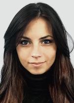 Kateryna Simonova, ekspert w zespole międzynarodowego prawa podatkowego w KPMG w Polsce