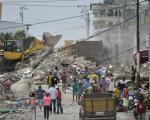 Miasto Pedernales w Ekwadorze dwa dni po sobotnim trzęsieniu ziemi