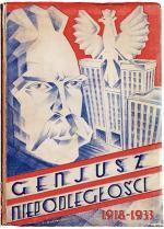 """Za 280 zł kupiono na aukcji w Lamusie książkę z 1933 r. o Józefie Piłsudskim """"Geniusz niepodległości"""""""