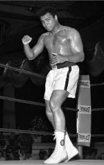 W historii boksu był Muhammad Ali i cała reszta.