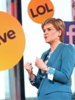 Eksperci podejrzewają, że pierwsza minister Szkocji Nicola Sturgeon liczy na Brexit